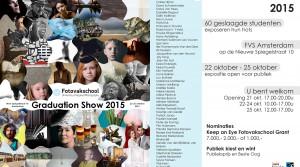 Graduation Show 2015